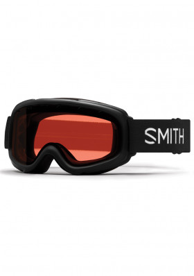 Children's downhill goggles Smith Gambler Air Black