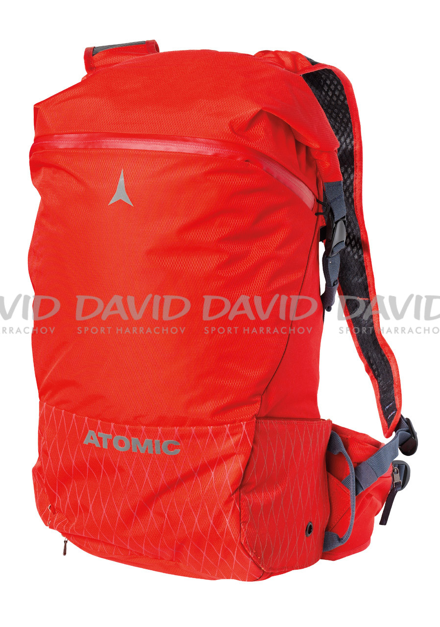 detail Backpack Atomic Backland 22+ red