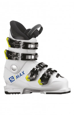 Children's ski boots Salomon S / Max 60T M White / Acid Green