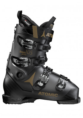 Women's ski boots Atomic Hawx Prime 105 S W Black / Anthracite