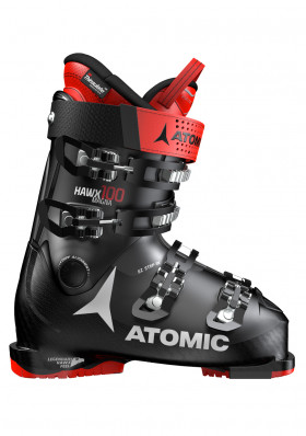 Ski boots Atomic Hawx Magna 100 Black / Red
