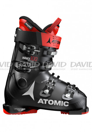 detail Atomic Hawx Magna 100 Black/Red
