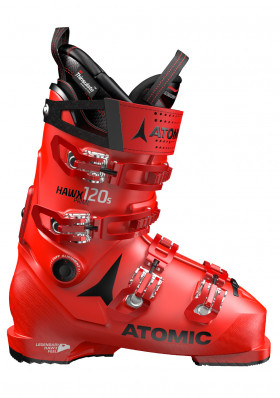 Ski boots Atomic Hawx Prime 120 S Red / Black