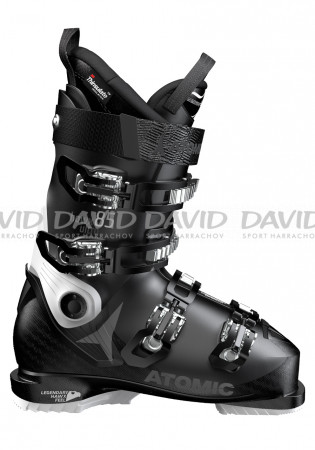 detail Women's ski boots Atomic Hawx Ultra 85 W Black / White