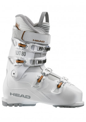 Women's downhill boots Head Edge LYT 80 W Whi / Cop