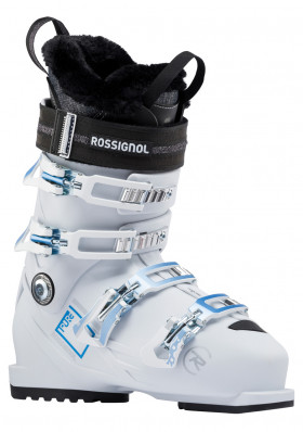 Women's downhill shoes Rossignol Pure 80 white gray