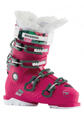 Women's downhill shoes Rossignol Alltrack 70 W raspberry