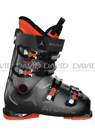 detail Atomic HAWX MAGNA 100 Black/Ant/Red