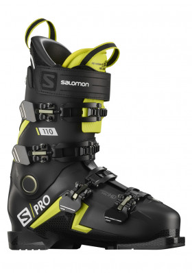 Salomon S/PRO 110 BLACK/Acid G