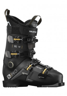 Salomon S/PRO 90 W BLACK/Bellu