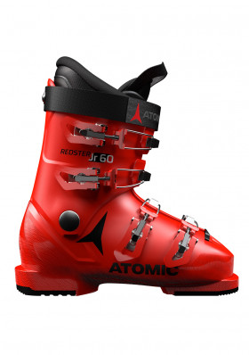 Children's ski boots Atomic Redster Jr 60 Red / Black
