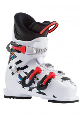 Rossignol-Hero J3 white children's ski boots
