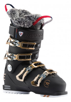 Rossignol-Pure Elite 70 black women's ski boots