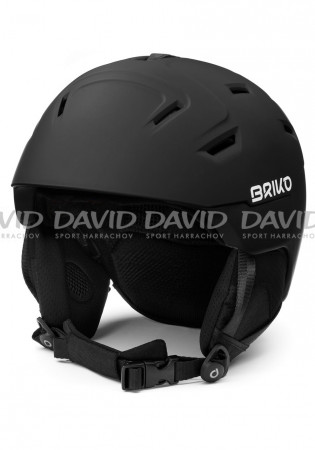 detail Downhill helmet Briko STORM - MATT BLACK