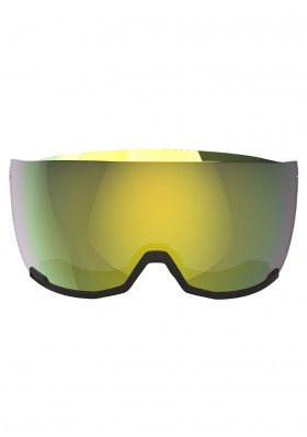 Atomic Visor ID Stereo Lens Yellow