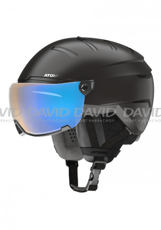 detail Ski helmet Atomic Savor Gt Visor Photo Black