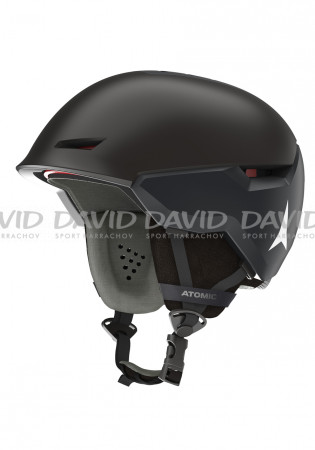 detail Atomic Revent + Lf Black ski helmet