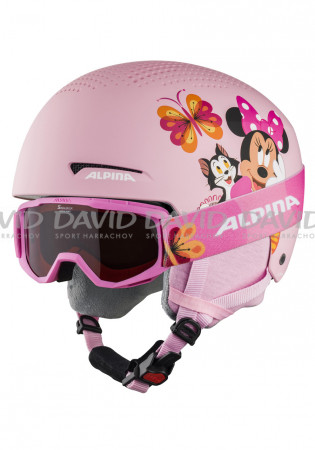 detail Alpina Zupo set Disney,A9231.51 MINNIE MOUSE