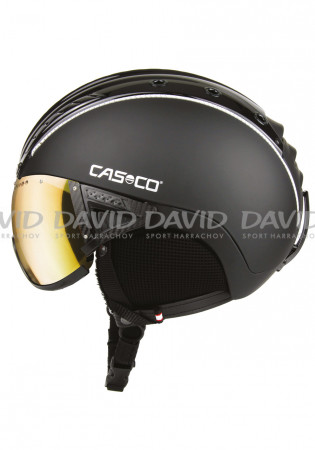 detail Casco SP-2 Pol Black