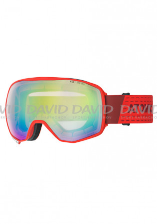 detail Downhill goggles Atomic Count 360 ° Stereo Red