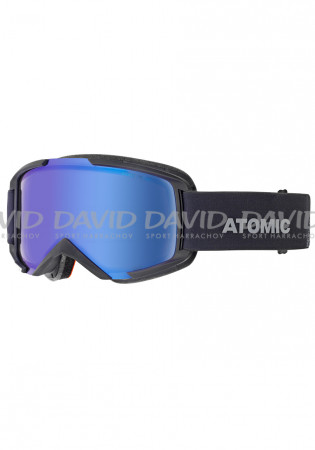 detail Downhill goggles Atomic Savor Photo Black