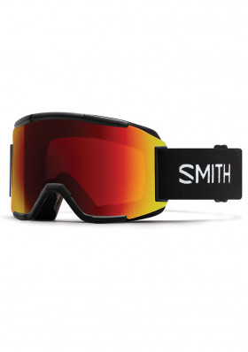 Ski Goggles Smith Squad Black / Photochromic Red ChroPop