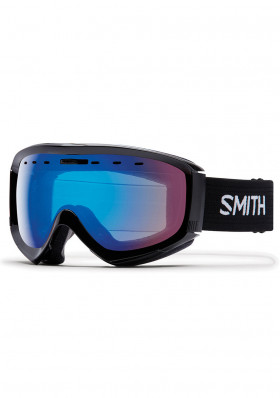 Smith Prophecy OTG Black / Storm Ro ChroPop Ski Goggles