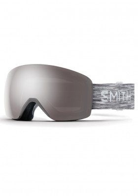 Smith Ski Goggles Cloudgrey / Sun Platinum ChroPop