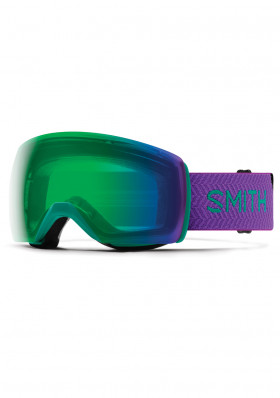 Smith Ski Goggles XL Jade Block Ed Green ChroPop
