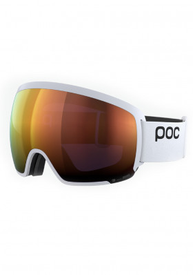 POC Orb Clarity Hydro White/Sp Orange One