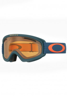 Kids ski goggles Oakley 7114-06 OF2.0 PRO XS PoseidonOrg w / Pers & DkGry