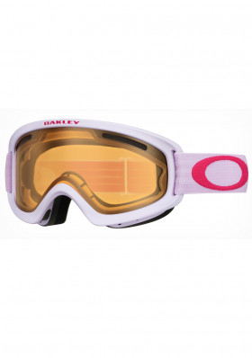 Kids ski goggles Oakley 7114-07 OF2.0 PRO XS LavenderRed w / Pers & DkGry