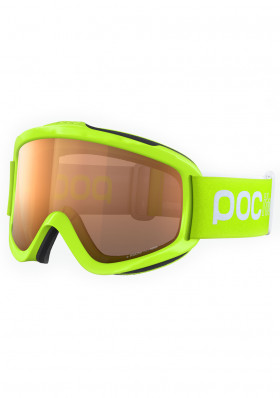 POC POCito Iris Fluorescent Yellow/Green