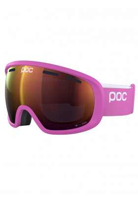 POC Fovea Clarity Actinium Pink/Spektris Orange