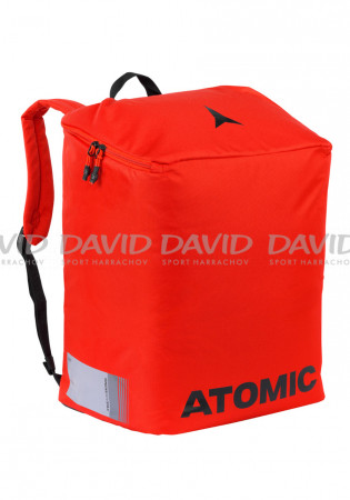 detail Atomic Boot & Helmet Pack Backpack Bright Red / Bla
