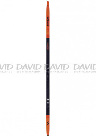 detail Cross-country skis Atomic Redster S5 Red / JET BLACK / White