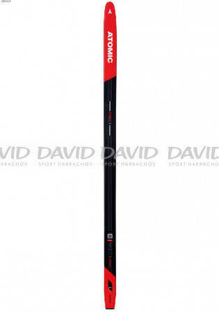 detail Running skis Atomic PRO C1 Grip JR