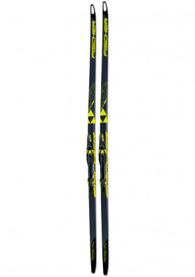 Cross-country skis FISCHER RCS SKATE PLUS STIFF IFP