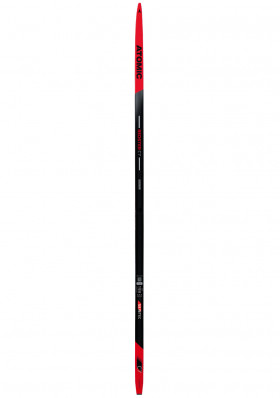 Cross-country skis Atomic Redster C7 Skintec Med Red/Bk