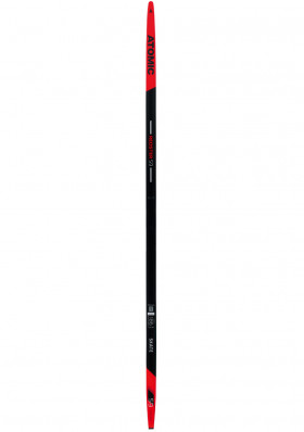 Cross-country skis Atomic Redster S9 S/M Red/Black/White
