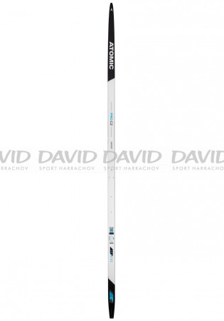 detail Cross-country skis Atomic Pro C2 Skintec L - Med Wh/Bk/M