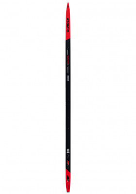 Children's cross-country skis Atomic Redster C7 Skintec Junior Red