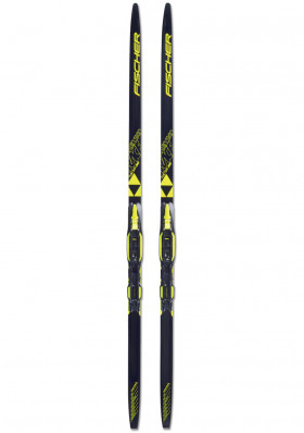 Children's cross-country skis Fischer Twin skin race jr IFP