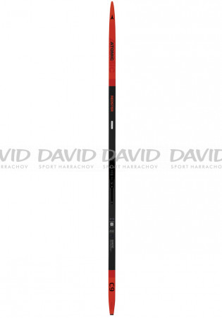 detail Cross-country skis Atomic Redster C9 Carbon Skintec xhar