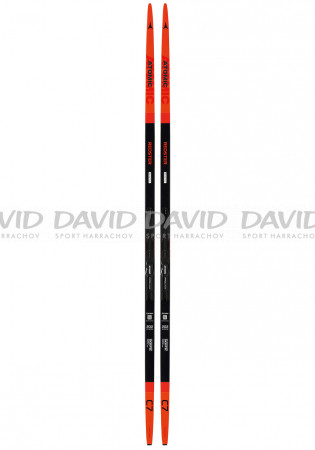 detail Cross-country skiing Atomic Redster C7 Skintec med PSP Red