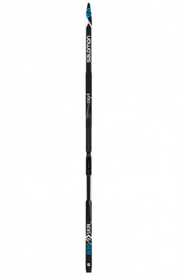 Cross-country skis Salomon Aero 9 Skin + PSP