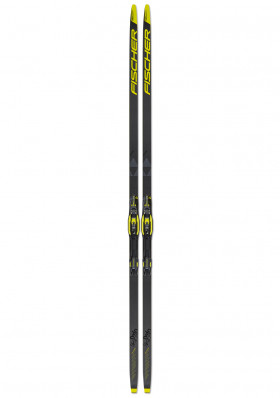 Cross-country skiing Fischer Twin Skin Race Stiff+Race Classic IFP