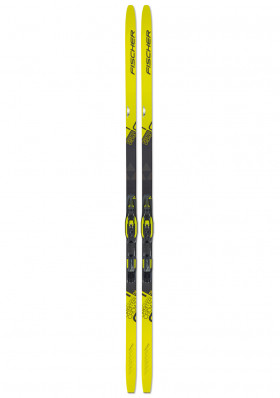 Fischer Orbiter Cross Country Skiing EF + Control Step IFP