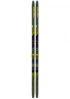 Cross country skis Fischer Twin Skin Cruiser EF+XC Tour Step-In IFP