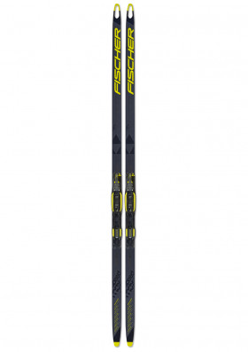 Kids skis Fischer Speedmax Skate JR IFP Antracit